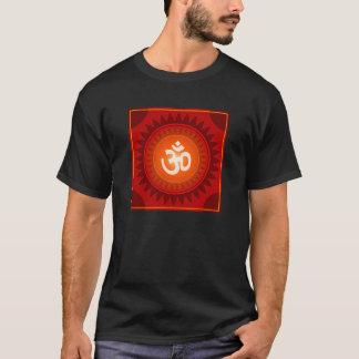 Spiritual Om Design T-Shirt