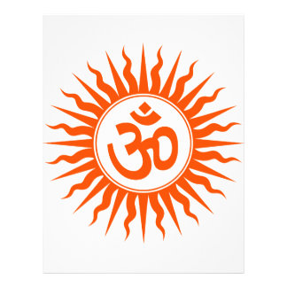Spiritual Om Flyer