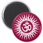 Spiritual Om Magnets