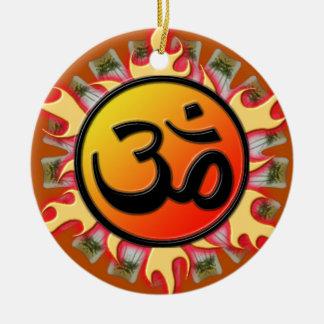 Spiritual Om Ornament