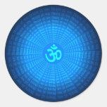 Spiritual Om Sticker