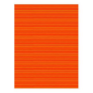 Spiritual Orange : Add GREETING Text or buy plain Postcard