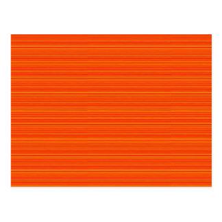 Spiritual Orange : Add GREETING Text or buy plain Postcards