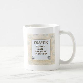 Spiritual Prayer Saying Coffee Mug