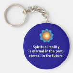 Spiritual Reality Key Chain