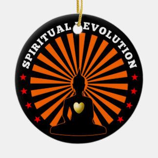 Spiritual revolution ornament