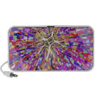 Spiritual Sea of Gems. Portable Speaker