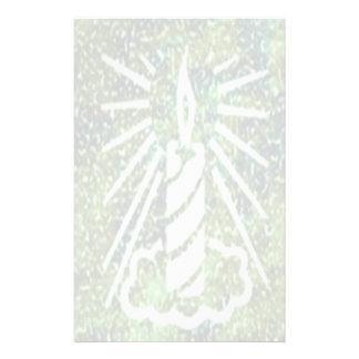Spiritual:  Spreading the Light Stationery