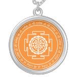 Spiritual Sri Yantra Pendant