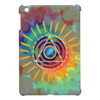 Spiritual Tyedye iPad Mini Case