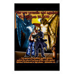 Spiritual Warfare Poster