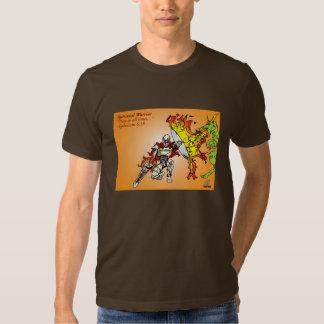 Spiritual Warrior By Faith/Conqueror Shirt