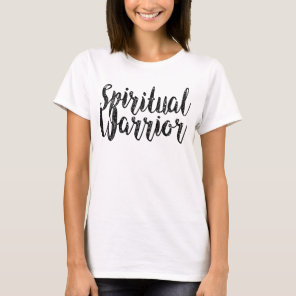 Spiritual Warrior T-Shirt