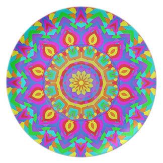 Spiritual Wheel Plate