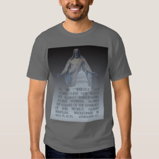 Spiritual Wickedness in High Places Shirts