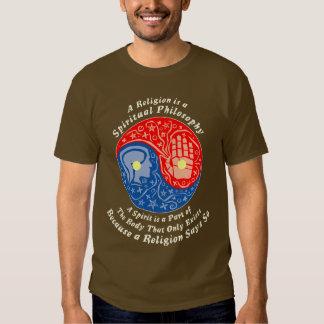 Spiritualist (Dark) T-Shirt