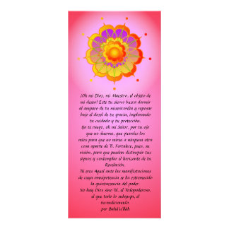 SpiritualSunshine7 Rack Card