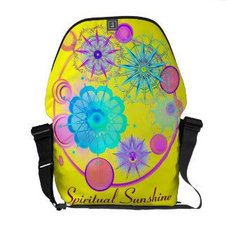 SpiritualSunshine95 Courier Bag