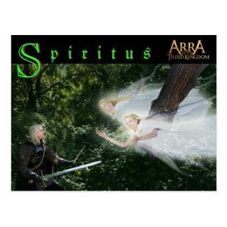Spiritus Postcard