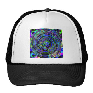 Spirograph Blue misc. items Trucker Hat