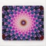 Spirograph Mouse Pad