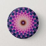 Spirograph Pinback Button