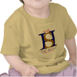 Spirt santo camisetas