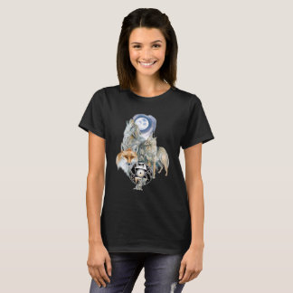 Spirts Of The Wolves T-Shirt