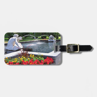 Spit and Spat - CONGRESS PARK Luggage Tag