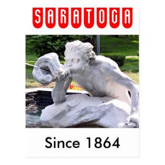 Spit and Spat - CONGRESS PARK Postcard