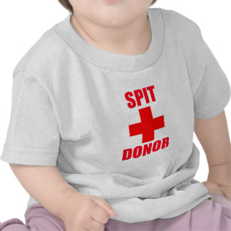 Spit Donor Tees