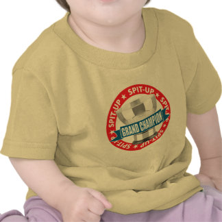 Spit-Up Grand Champion Tee Shirts