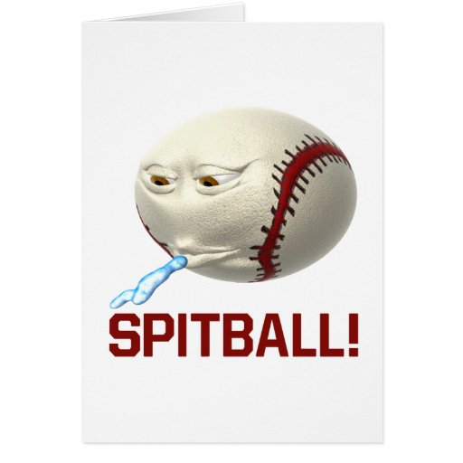 Spitball Greeting Cards