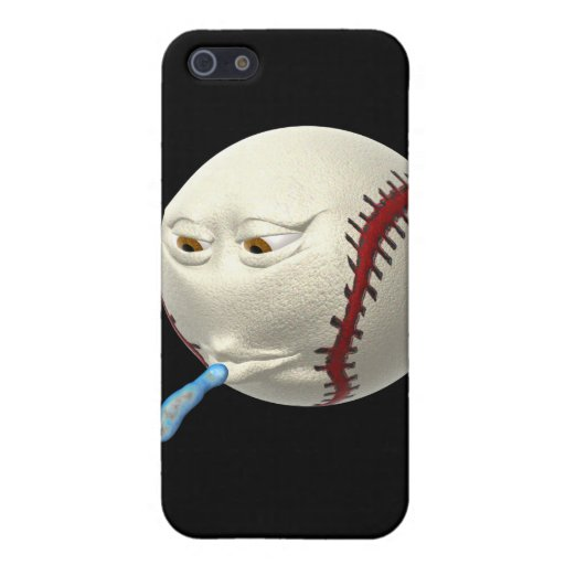 Spitball iPhone 5 Covers