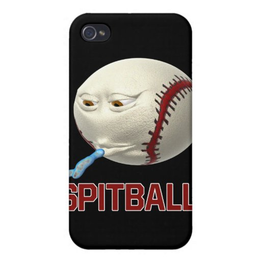 Spitball iPhone 4 Cover