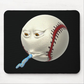 Spitball Mouse Pad