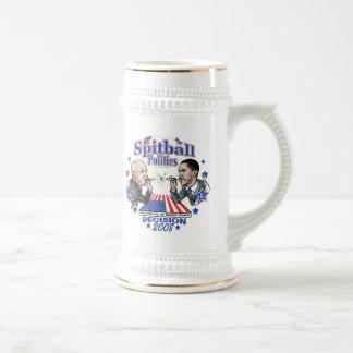 Spitball Politics 2008 Coffee Mugs