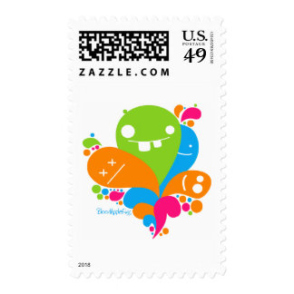 SPITcolour Postage Stamp