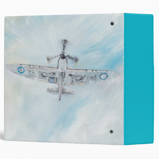 SPITFIRE. 'Ace Of Spades'. 2014. 3 Ring Binder
