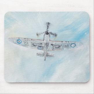 SPITFIRE. 'Ace Of Spades'. 2014. Mouse Pad