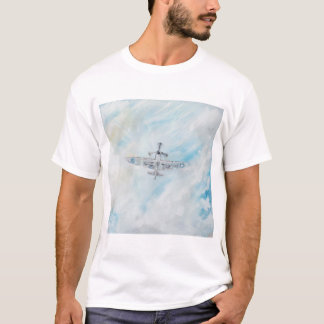 SPITFIRE. 'Ace Of Spades'. 2014. T-Shirt