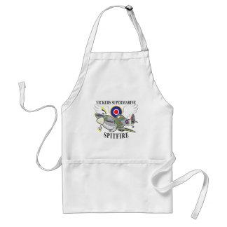 spitfire adult apron
