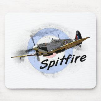Spitfire Alfombrillas De Ratón