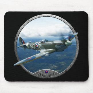 Spitfire Alfombrillas De Raton