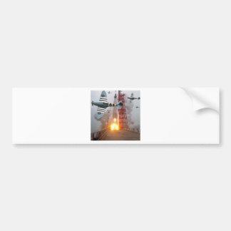 Spitfire at Launch Bumper Sticker