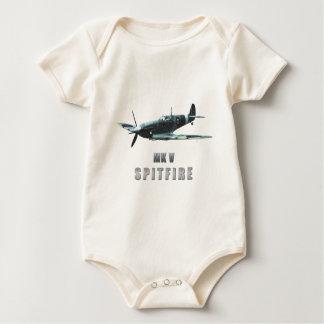 Spitfire Baby Bodysuit