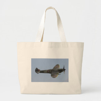 Spitfire Bolsa Lienzo