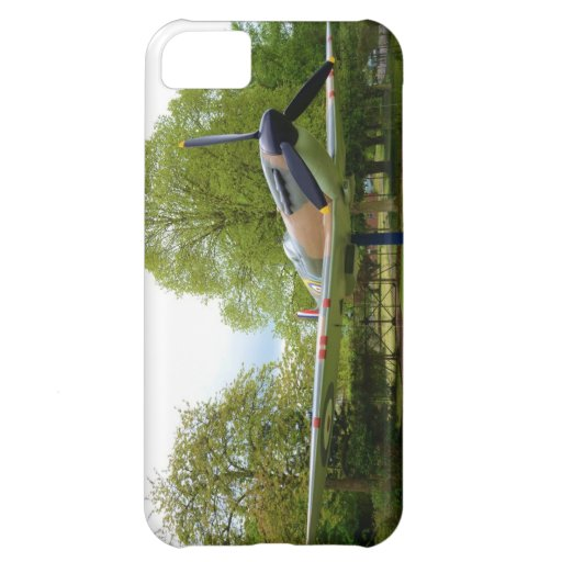 Spitfire iPhone 5C Cover