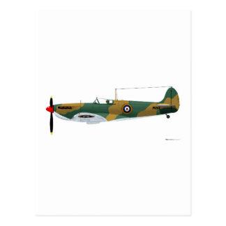 Spitfire de Supermarine Postal