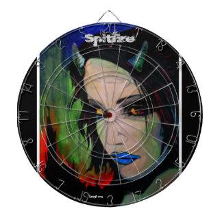 'Spitfire' (demon) Dartboard